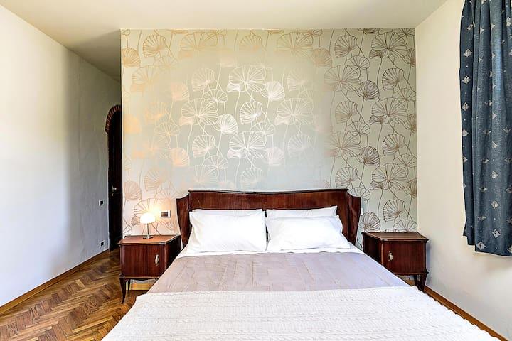 Toscana Arezzo, Camera delle ninfee - Subbiano - Bed & Breakfast