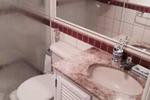 Bathroom #1 - upstairs