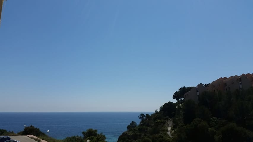 Precioso apartamento a 1min del mar/hay piscina - Calp - Huoneisto