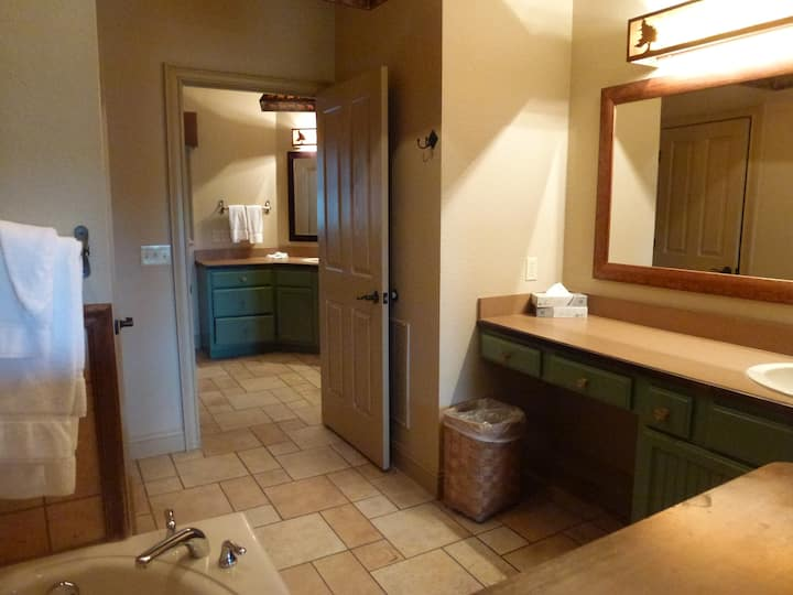 Two bedroom combined lodge - 2021 Bookings Filled!