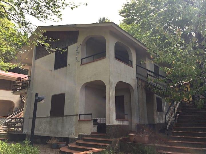 Grazioso appartamento sul Belvedere di Gambarie