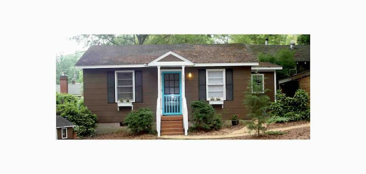 Great 1 BR house in Normaltown to WORK FROM HOME!