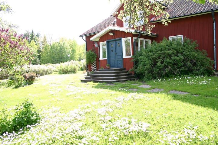 Charming Swedish House near the sea
