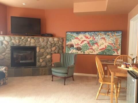 Cougar Mtn Suite