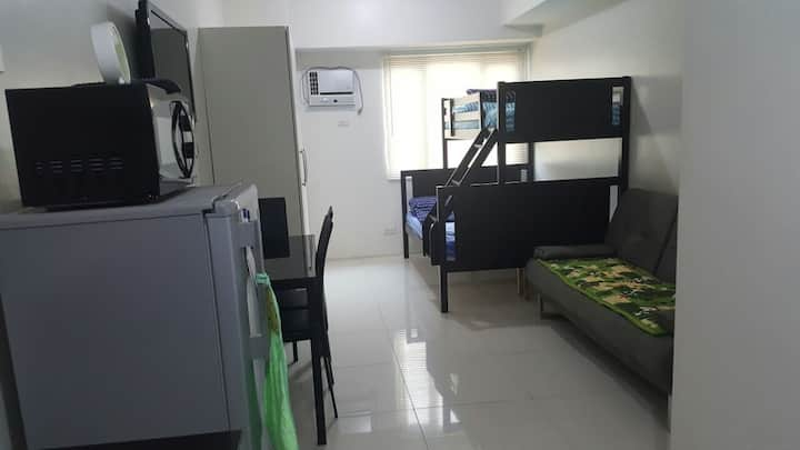 Princeton Residences Studio Deluxe Apartment