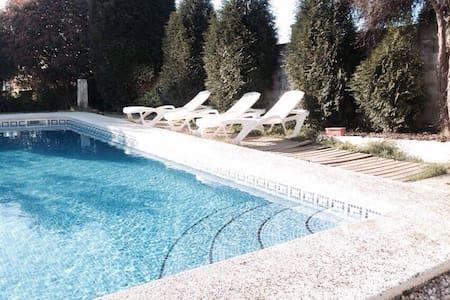 Casa Chalet cerca de A coruña con piscina - Hus