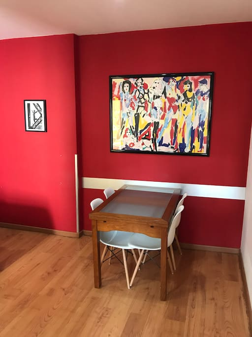 Area de Refeição / Dining Area