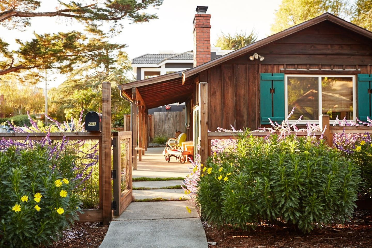 Mill Valley Garden Cottage - Cottages for Rent in Mill Valley ...