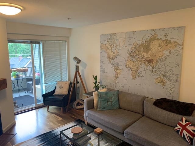 Whole apartment in Kitsilano, Vancouver!