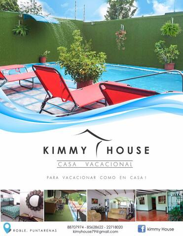 KIMMY HOUSE (Casa vacacional) - El Roble