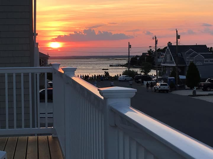 Harvey Cedars Home with a View
