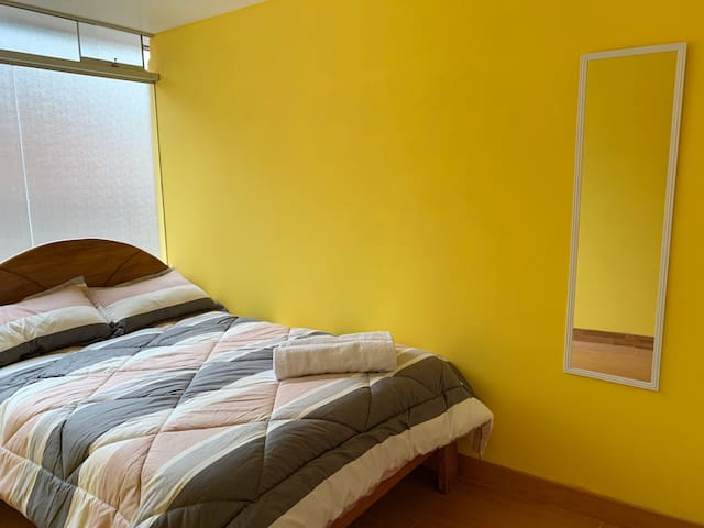 Nice & Shining room in the center of Cusco-private