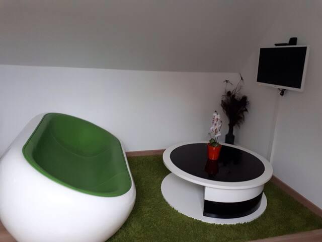Petit Appartement Moderne à 25min Puy Du Fou