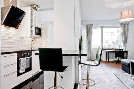 New renovated apartment in the city - Stockholm - Appartement