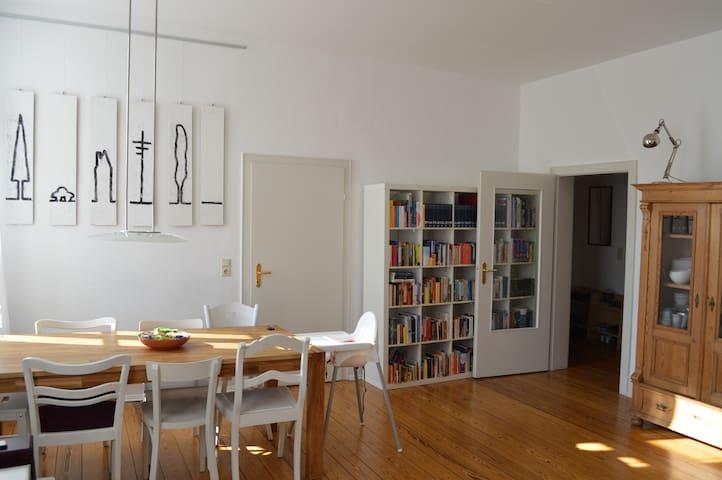 Altbauwohnung im Herzen der Stadt - Bonn - Apartemen