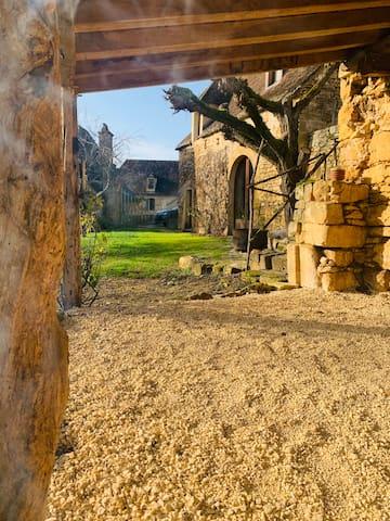 Gîte vallée des 5 châteaux proche Sarlat