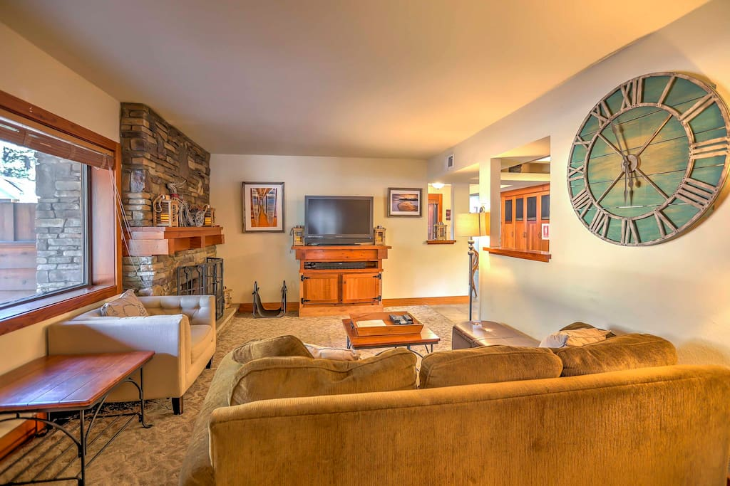 Bring the family to stay at this comfy home best suited for 6 adults & 4 kids.