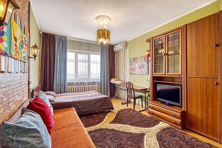 Amazing apartment on Pushkin 28