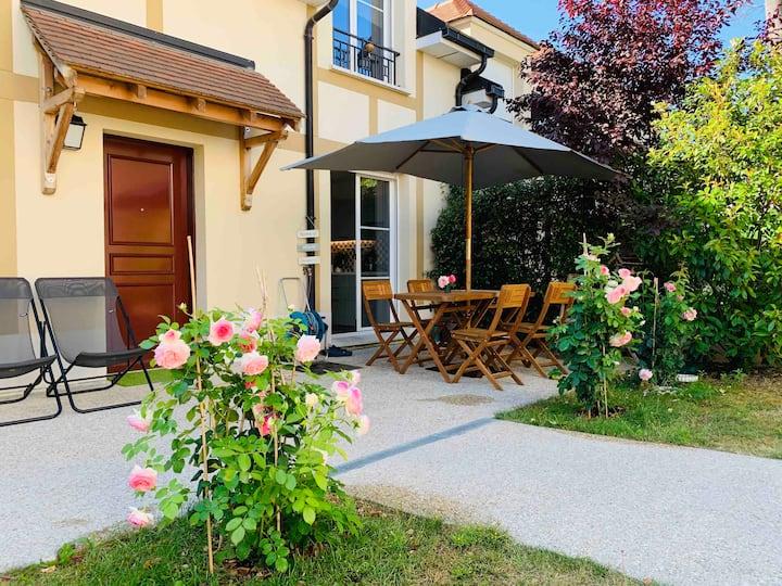 Maison Zen - Au coeur de Brunoy - 25 min de PARIS