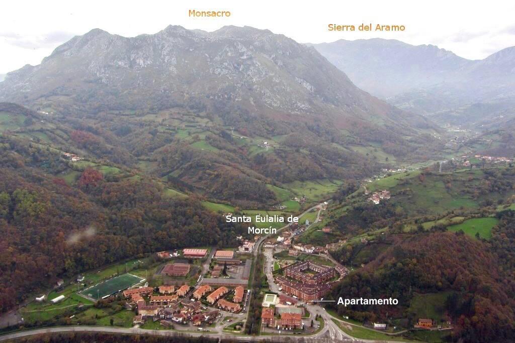 Situación de Santa Eulalia