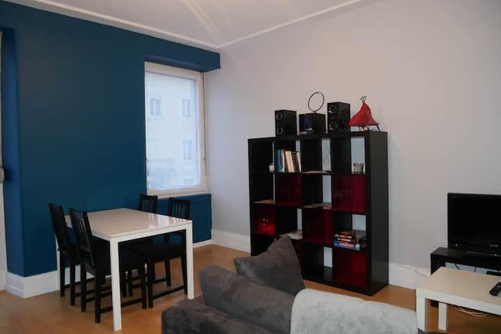 Appartement à 40mn des Vosges