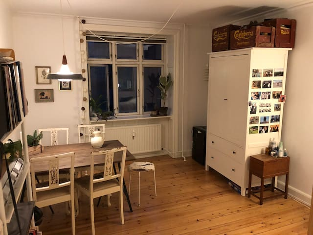 Cozy apartment 10 minutes from city center