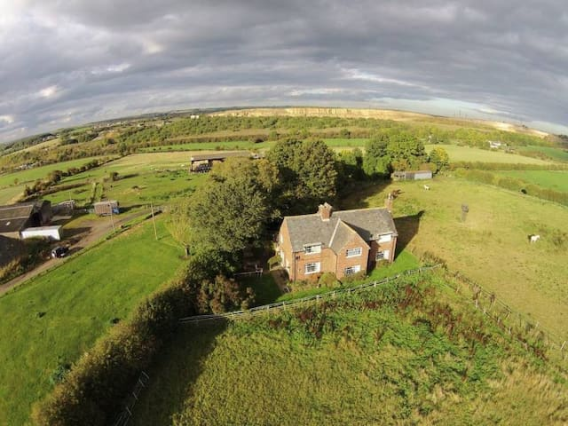500 Acre Durham Farm for Housemates
