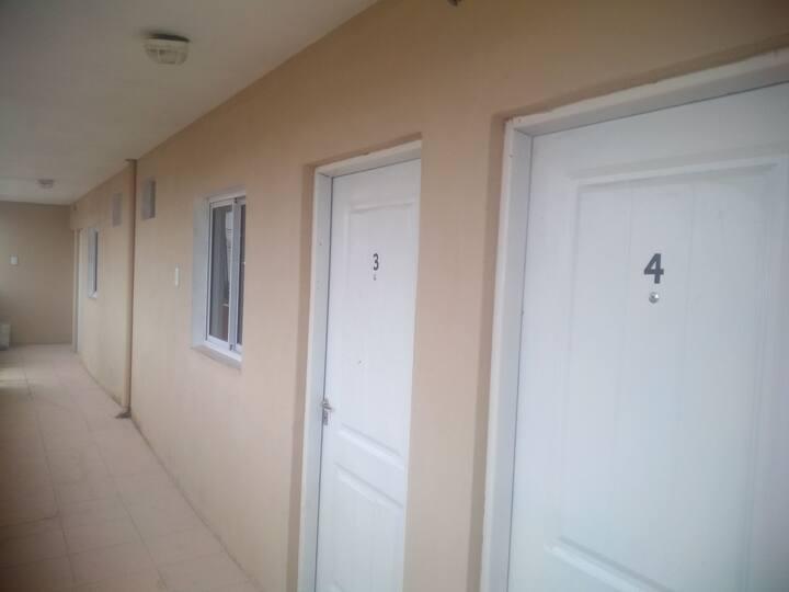 Complejo habitacional ampliación San Carlos .