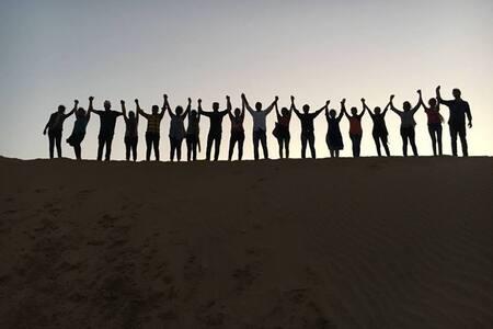 Charisma Camel Safari
