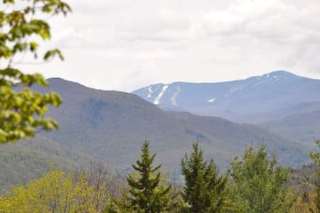 Amazing Views of Killington Mtn - Pittsfield - Talo