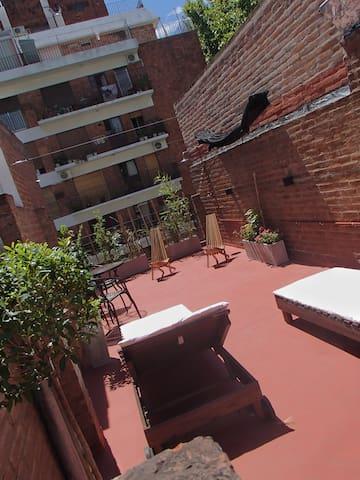Loft Premium  con Terraza Privada - Buenos Aires - Loft