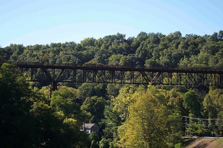 Rosendale Trestle View - Rosendale - Daire