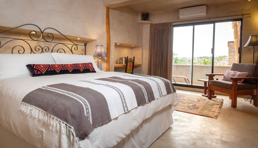 Huichol Guest Suite at Alegría Centro