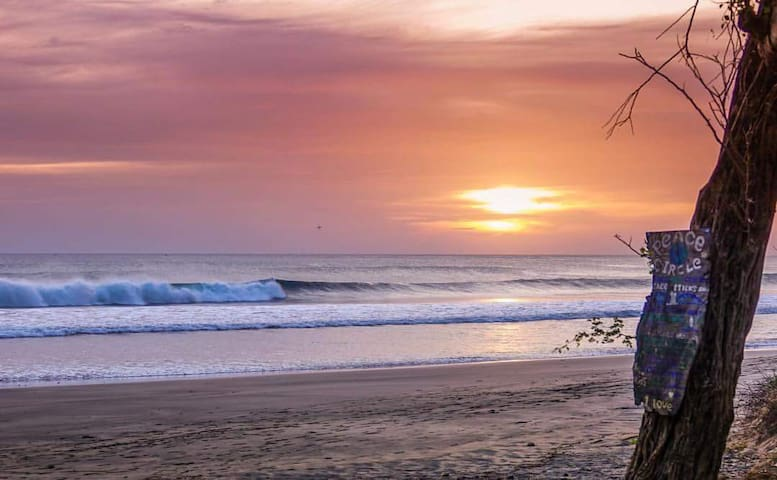 El Paraiso, surf Popoyo - Popoyo - Lägenhet