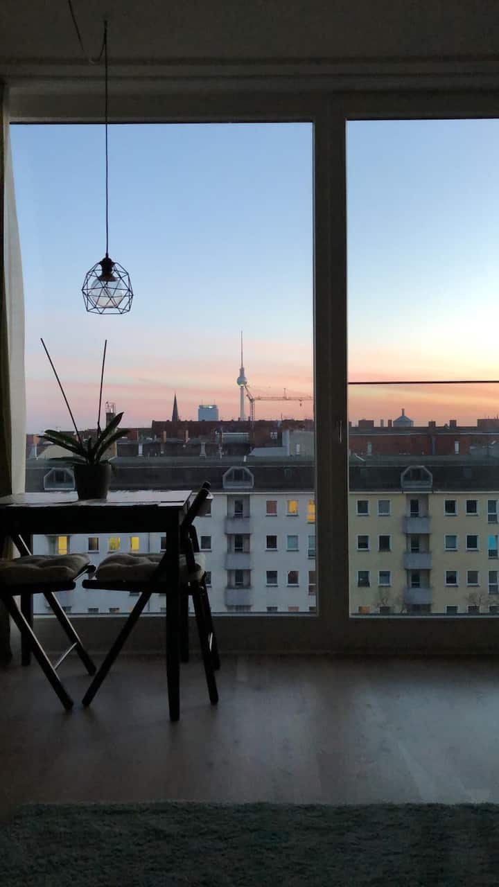 Rooftop Apartment in Central Berlin