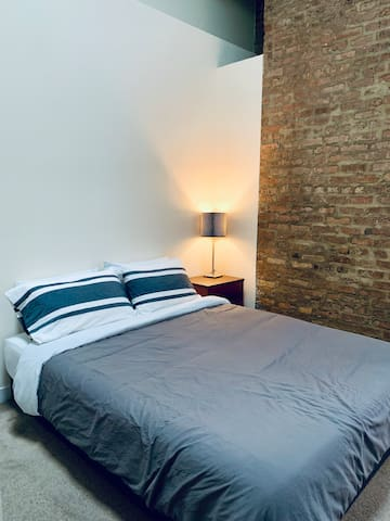 Queen bedroom, en-suite