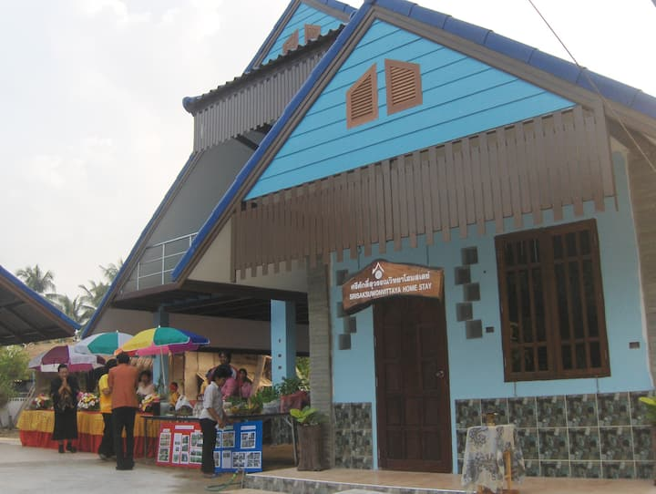 Sing Buri Thailand Homestay