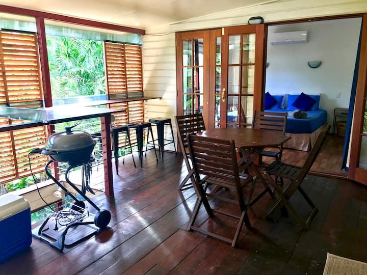 ❤️Authentic Queenslander on McLeod❤️Pool & Wifi