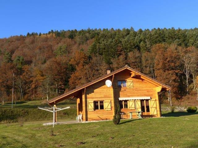 Chalet Hautes-Vosges - Vagney - Chalet