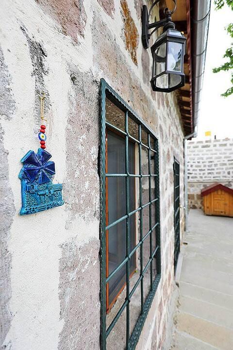 Sessiz,sakin,huzurlu bir köyde konforlu ev