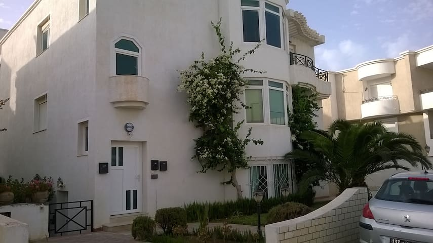 Beautiful appartment near the Beach - Akouda - Apartment