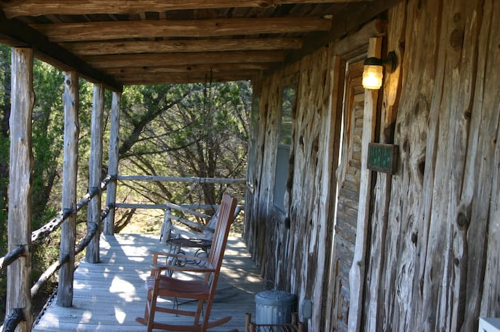 Cabin in the Woods - Wimberley