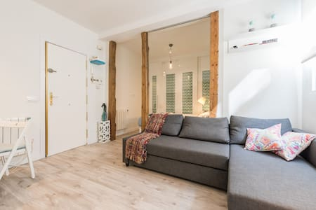 LOFT CHIC EN EL CENTRO DE MADRID - Madrid - Appartement