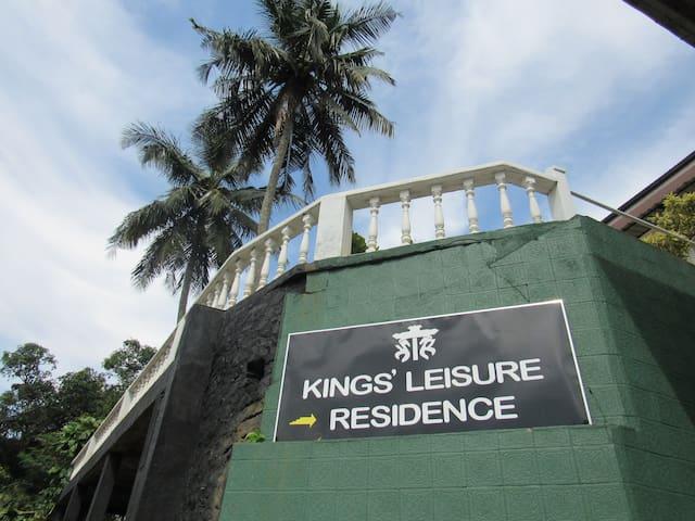 Kings Leisure Residence - Kandy Mountain Views
