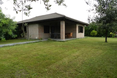 Small countryhouse -close to Naples - Varcaturo - House