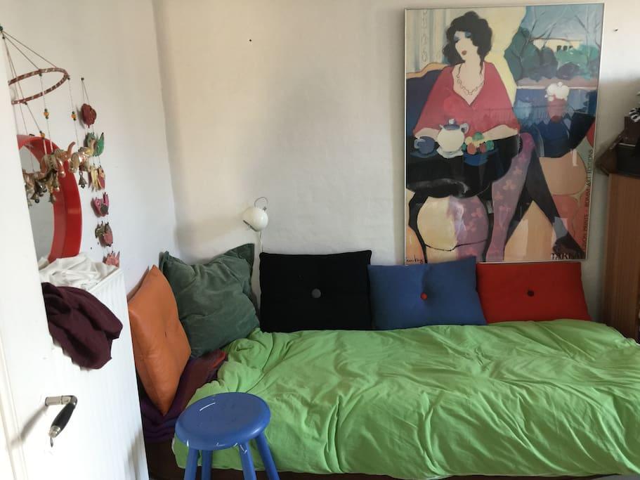 Et værelse
