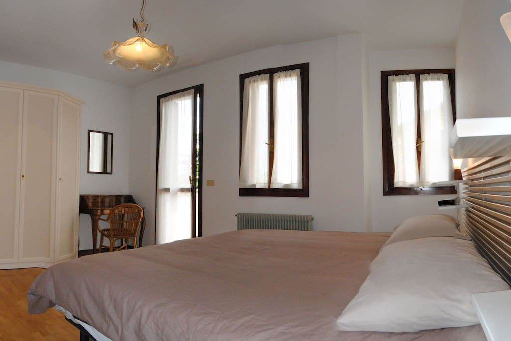 double bed-room with terrace