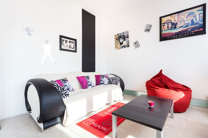 Verry Nice Flat in quiet place - Mulhouse - Lejlighed