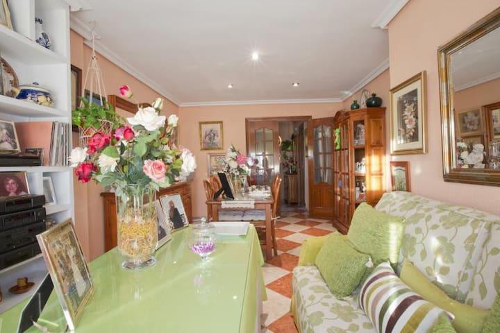 Alquilo habitación individual en Triana