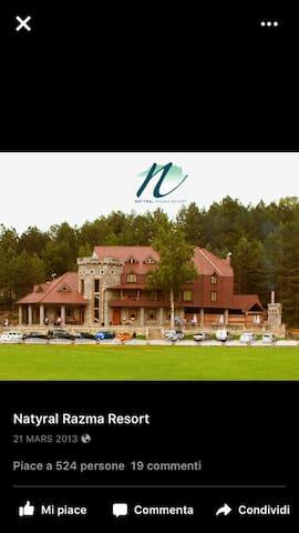 Natyral Razma Resort - Razëm - Bed & Breakfast